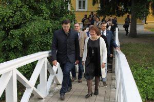 LII Всероссийский Пушкинский праздник в Болдино