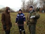 Межрегиональная экспедиция «Подъемная сила» в Болдине