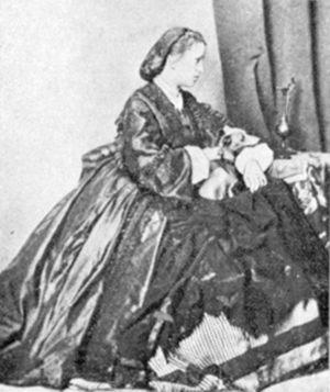 Наталья Александровна Дубельт, фото 1860-е годы